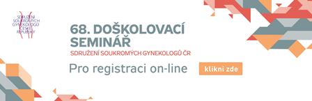 68. doškolovací seminář SSG ČR