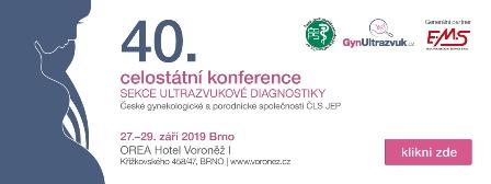40. celostátní konference sekce UZ diagnostiky